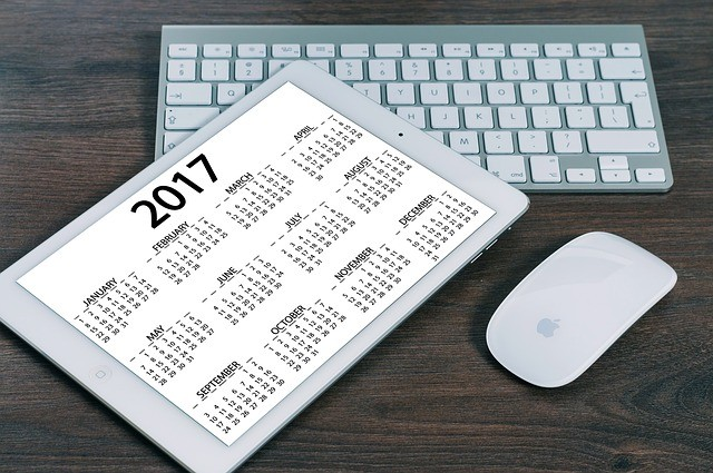Top 5 Website Resolutions for 2017