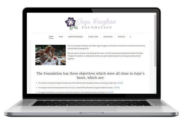 Gaye Vaughan Foundation