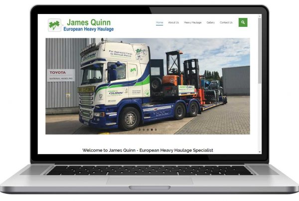 James Quinn Transport