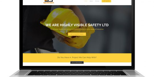 Highly Visible Safety